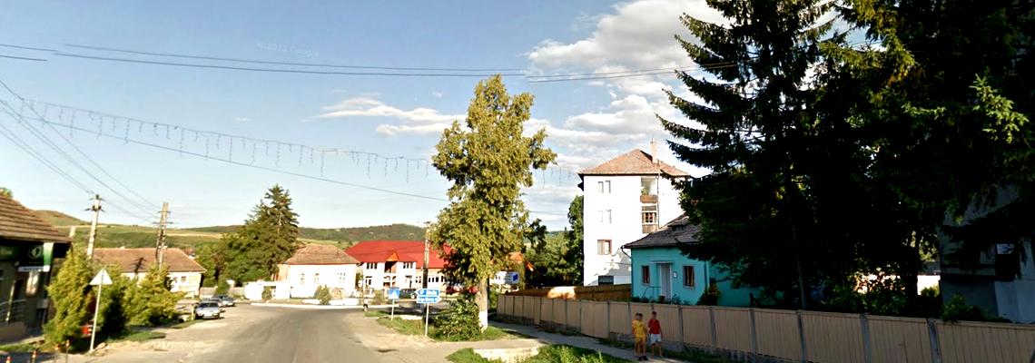 Comuna Band - Judetul Mures